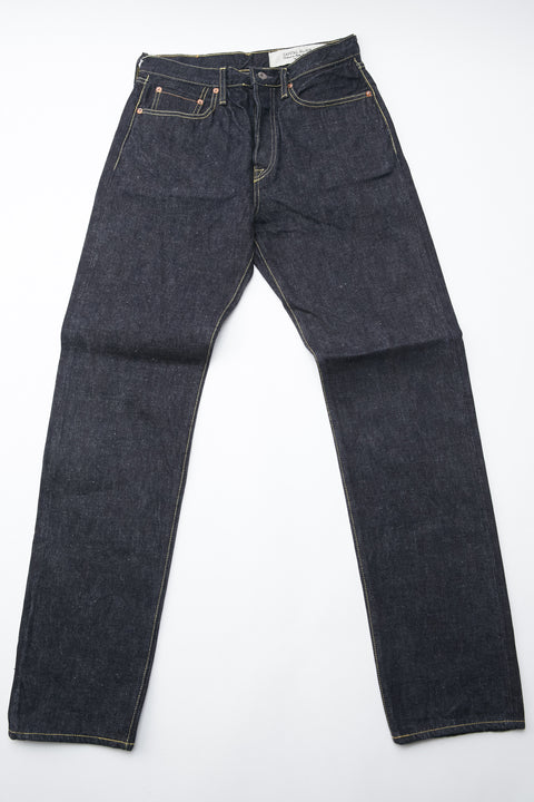 Kapital 14 oz. Denim 5P MONKEY CISCO - One Wash