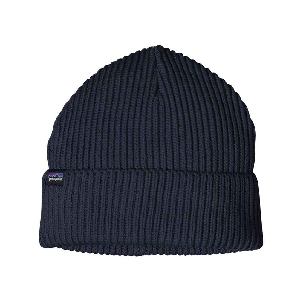 Patagonia Men's Fisherman's Rolled Beanie - Navy Blue