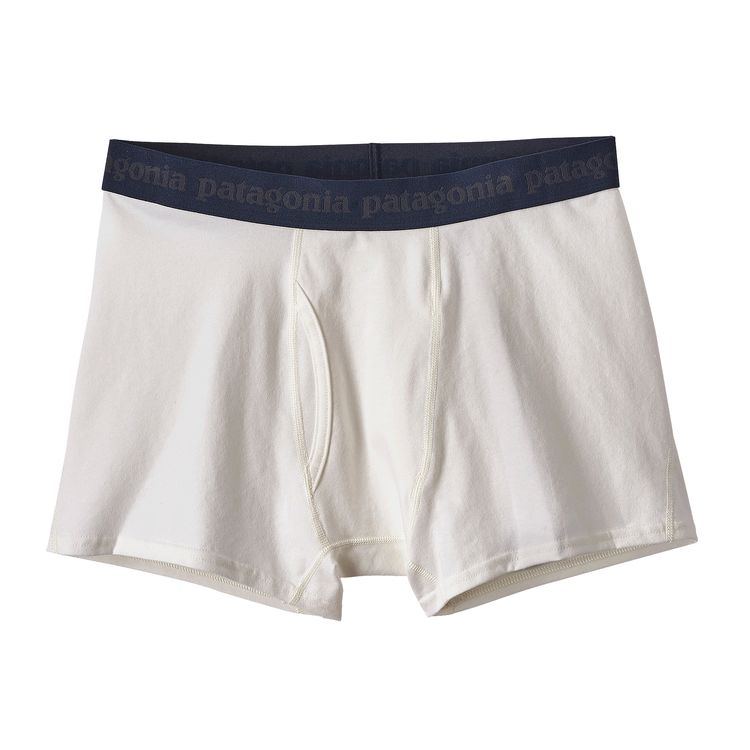 Patagonia Men's Everyday Boxer Briefs  - White - Totem Brand Co.