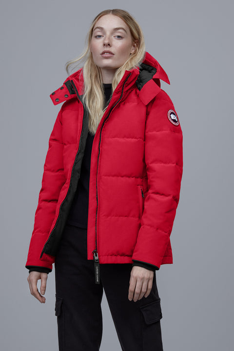 Canada Goose Chelsea Parka - Red