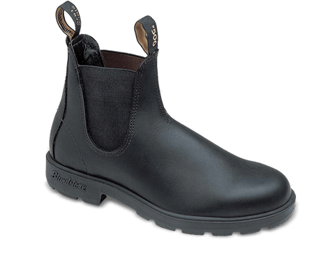 Blundstone Men's Style 510 Elastic Sided V-Cut Boot - Black