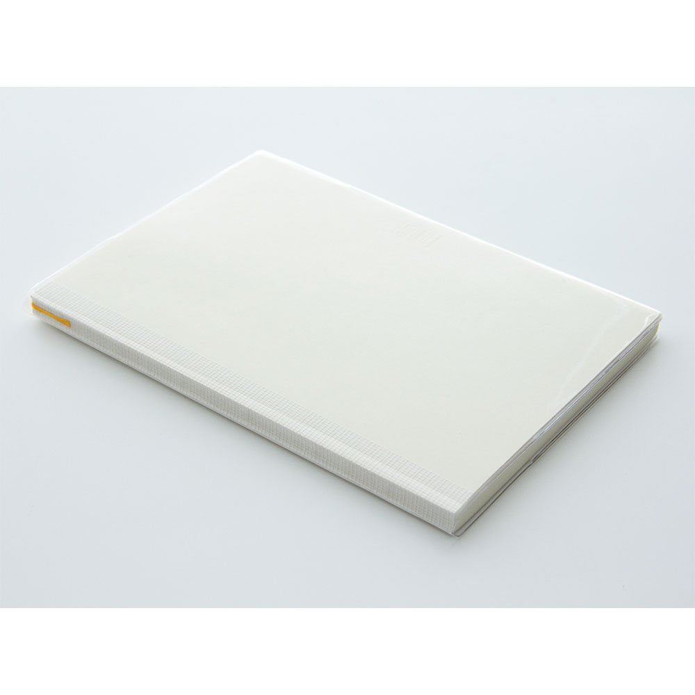 MD Notebook A5 Clear Cover