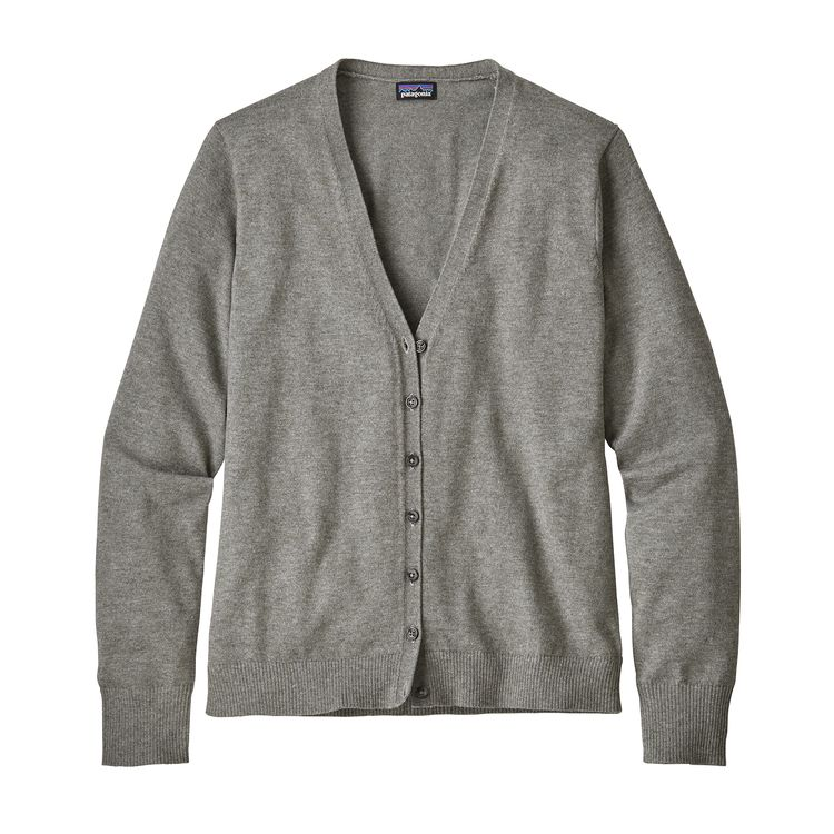 Patagonia Women's Andri Cardigan - Feather Grey - Totem Brand Co.