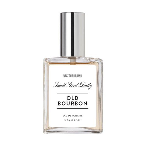 West Third Brand Smell Good Daily - Old Bourbon - Totem Brand Co.
