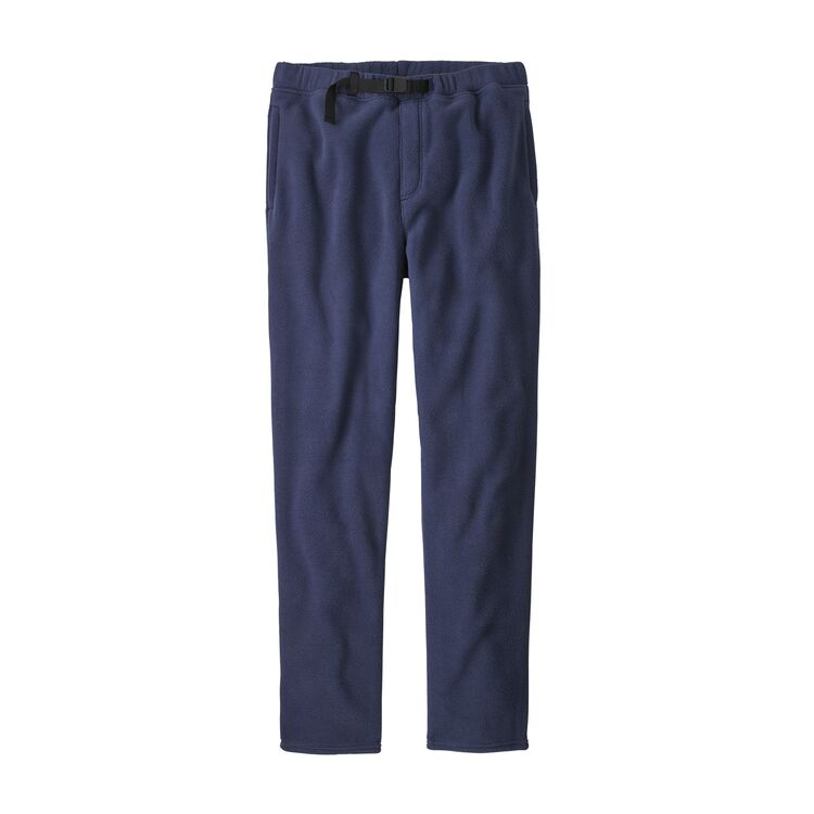 Patagonia Men's Lightweight Synchilla Snap-T™ Fleece Pants - New Navy