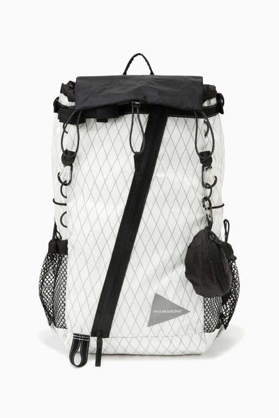 And Wander X-Pac 30L backpack - Off White