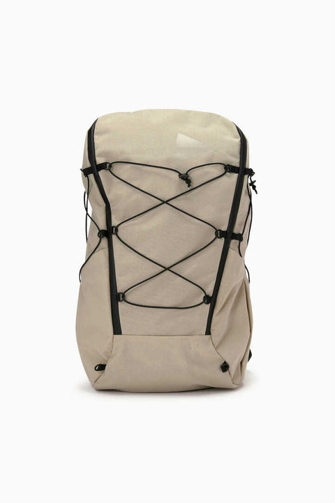And Wander heather backpack - Beige