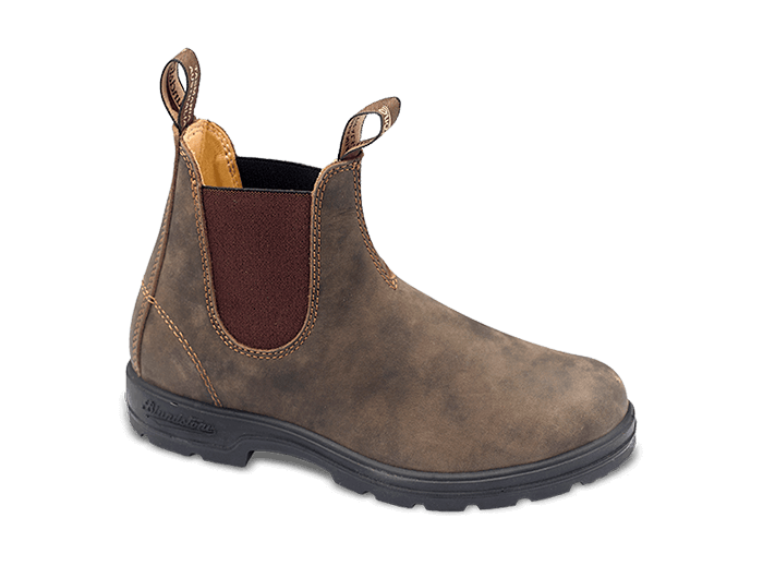 Blundstone Style 585 Boot (Rustic Brown) - Totem Brand Co.