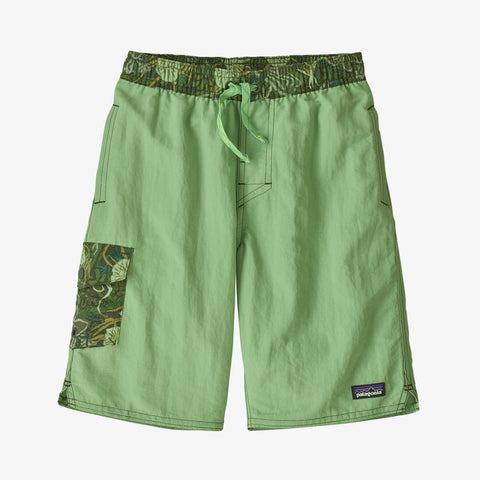 Patagonia Boys' Baggies™ Boardshorts - Thistle Green
