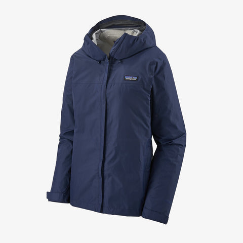 Patagonia Women's Torrentshell Jacket - Classic Navy
