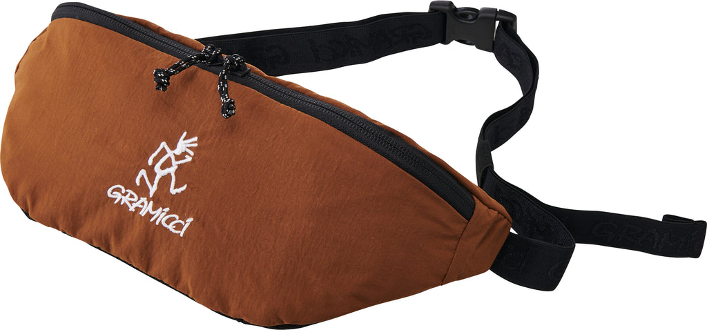 Gramicci Nylon Body Bag - Mocha