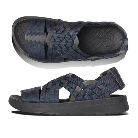 Malibu Sandals - Men's Canyon Classic Poseidon/Black