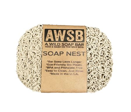 A Wild Soap Bar Soap Nest