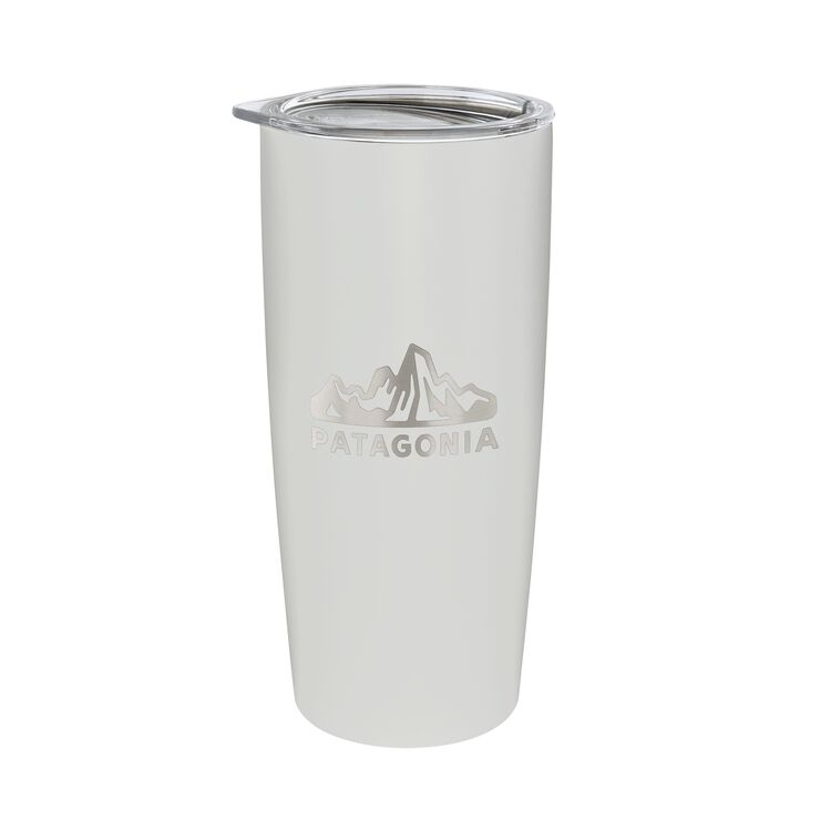 Patagonia MiiR Fitz Etch 20-Oz Double Walled Tumbler White