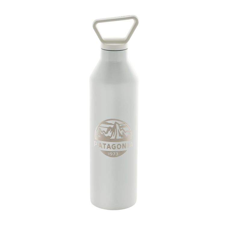 Patagonia Miir Fitz Etch 23 oz. Bottle - White