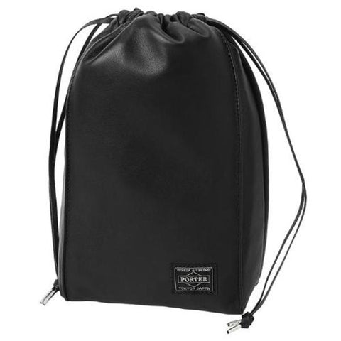 Porter-Yoshida & Co. SAC POUCH - BLACK