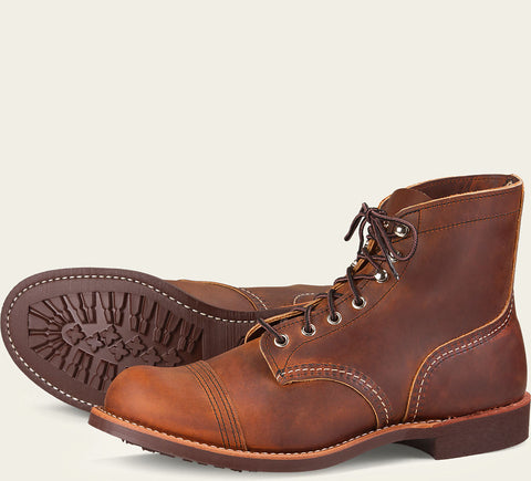 Red Wing 8085 Iron Ranger - Copper - Totem Brand Co.