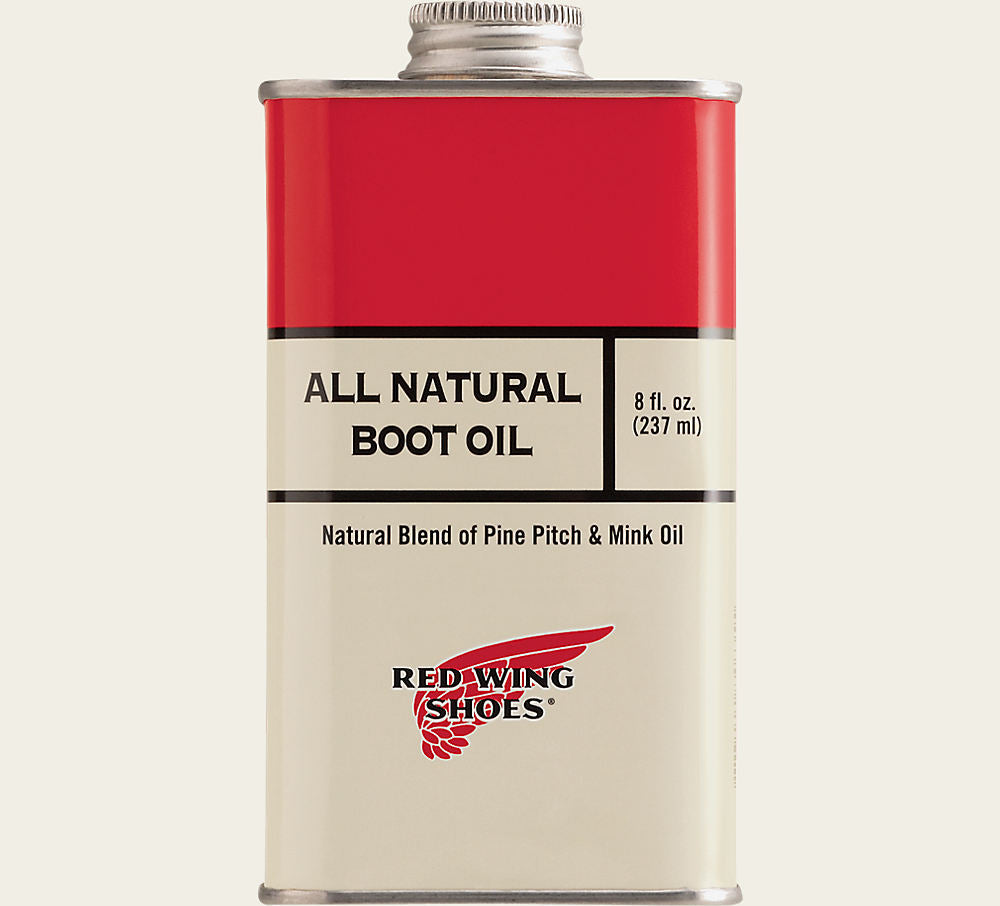 Red Wing Heritage All Natural Boot Oil - Totem Brand Co.