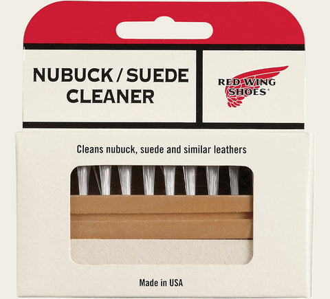 Red Wing Heritage Nubuck/Suede Cleaner - Totem Brand Co.