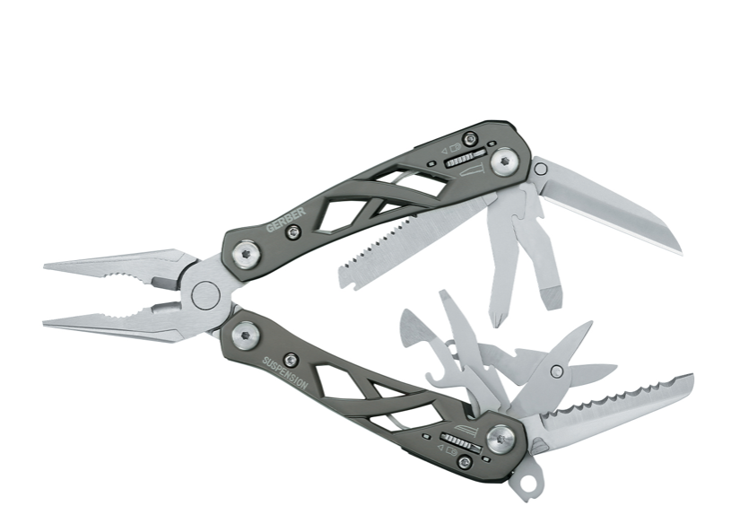 Gerber Suspension Multi-Plier - Stainless