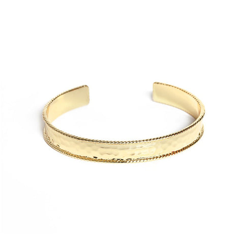 L'atelier Emma & Chloe - Aude Bangle - Gold