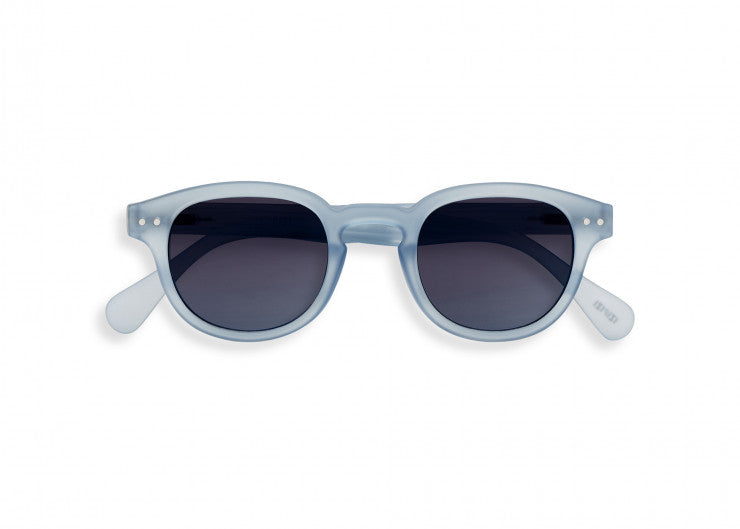 Izipizi Sunglasses #C Blue Lenses - Aery Blue