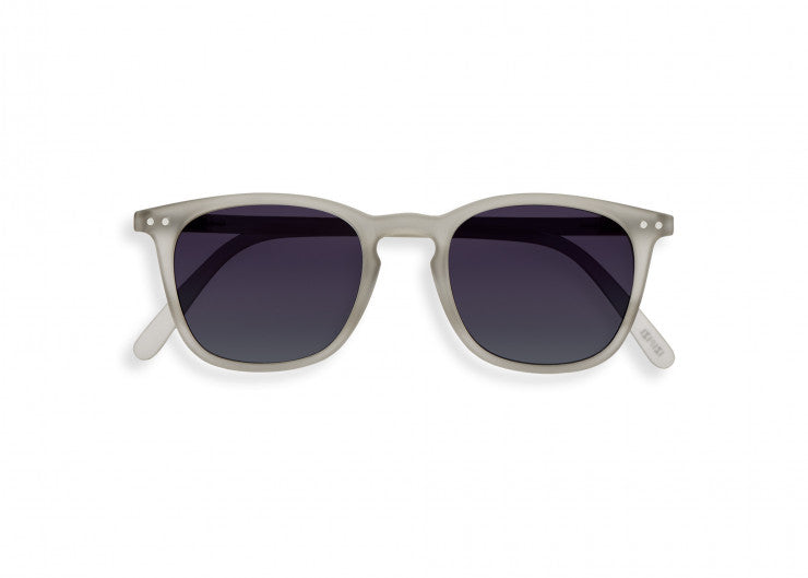 Izipizi Sunglasses #E Soft Grey Lenses - Defty Grey
