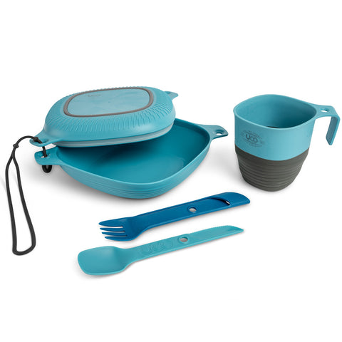UCO 6-Piece Mess Kit - Blue