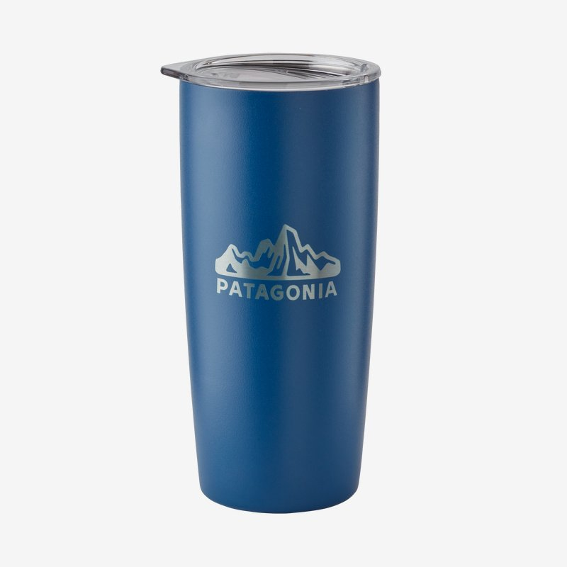 Patagonia MiiR Fitz Etch 20-oz Double Walled Tumbler - Navy