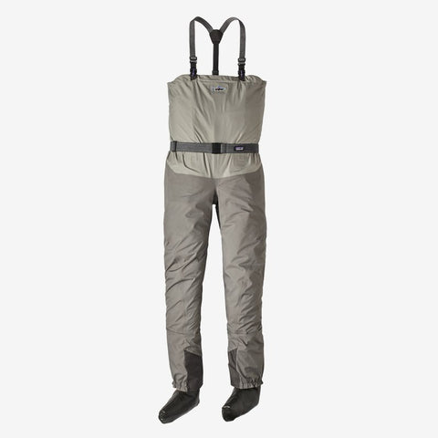 Patagonia Middle Fork Packable Waders - Short (Hex Grey)