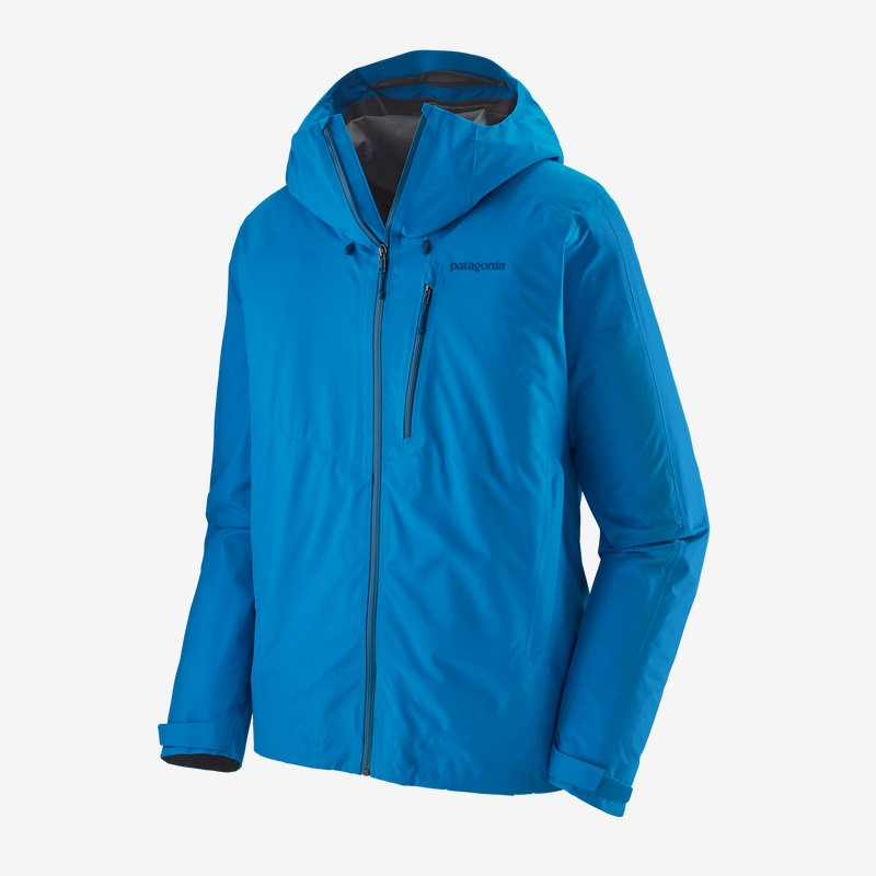Patagonia Men's Calcite Jacket - Andes Blue