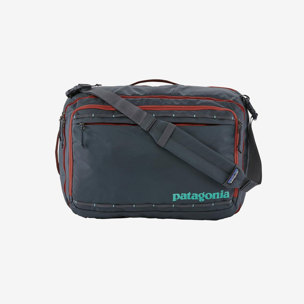 Patagonia Tres Pack MLC 45L Smolder Blue w/ Roots Red
