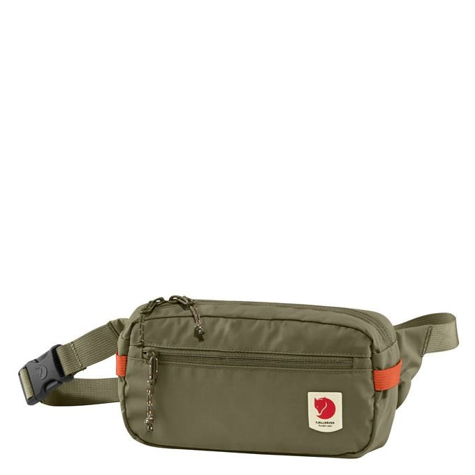 Fjallraven High Coast Hip Pack - Green