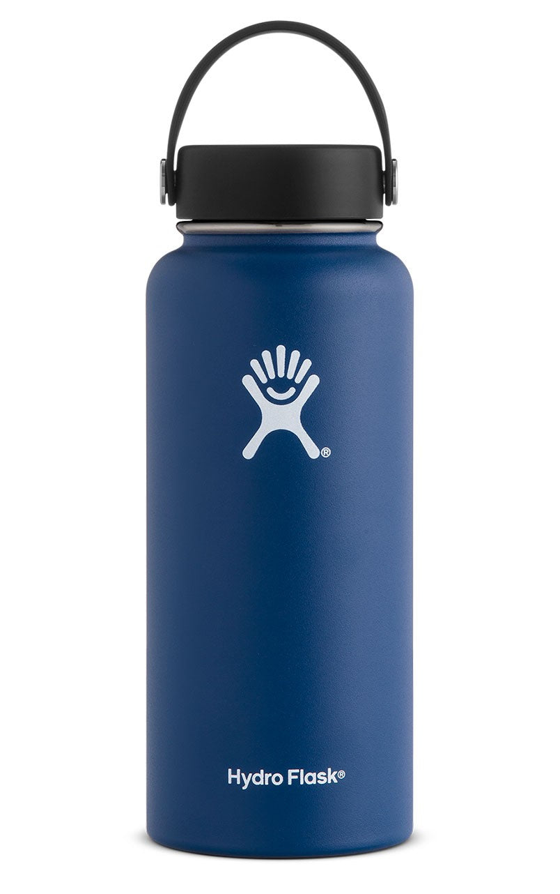 Hydro Flask 32 oz. Wide Mouth Water Bottle - Cobalt