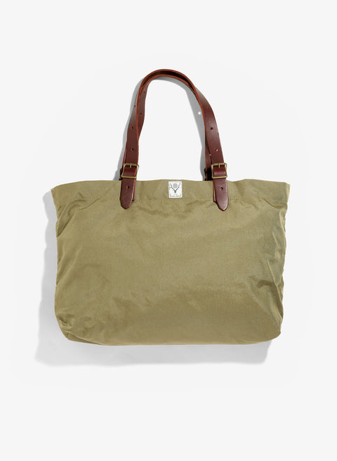 South2 West8 Cordura Canal Park Tote - Khaki