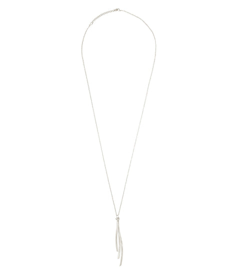 PURPOSE Jewelry Kailani Necklace - Rhodium
