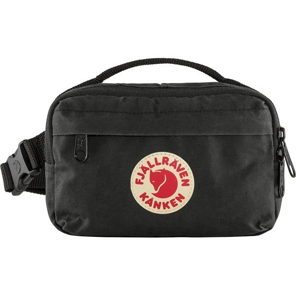Fjallraven Kanken Hip Pack (black)