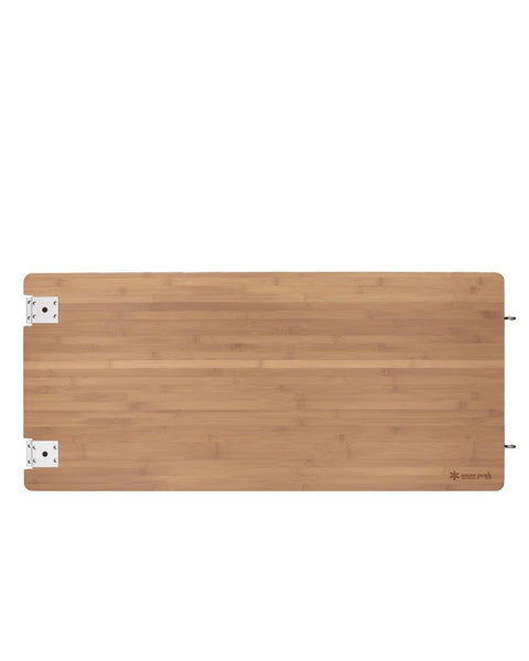Snow Peak Renewed Bamboo IGT Table Long