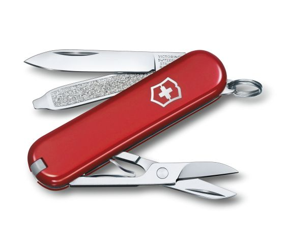 Swiss Army Victorinox Classic SD (Red) - Totem Brand Co.