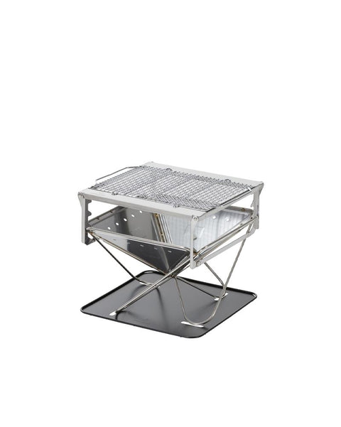 Snow Peak Takibi Fire & Grill Fireplace Coal Bed (L)