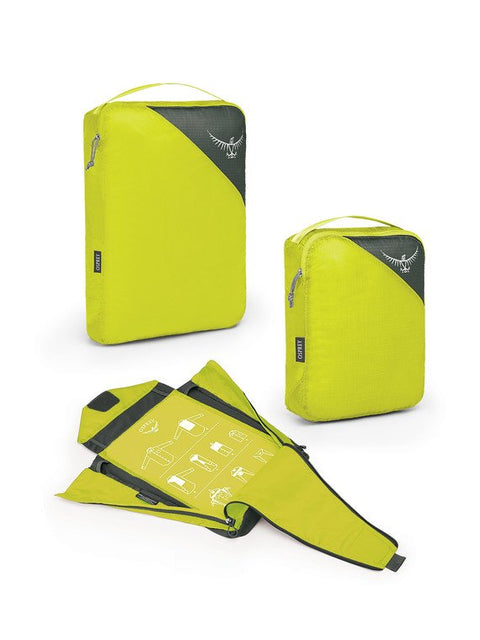 Osprey Ultralight Travel Set - Electric Lime