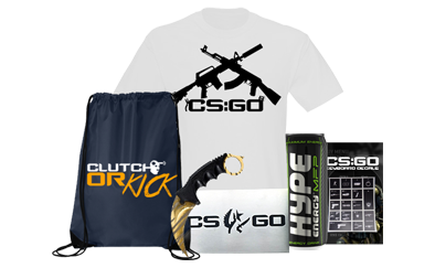 "August ""CS:GO"" GamerCrate - GamerCrates the monthly eSports & Gaming Subscription Box"