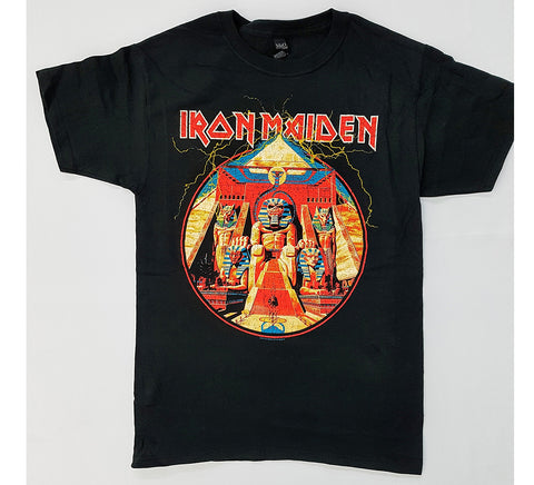 Iron Maiden - Powerslave Pyramid Shirt