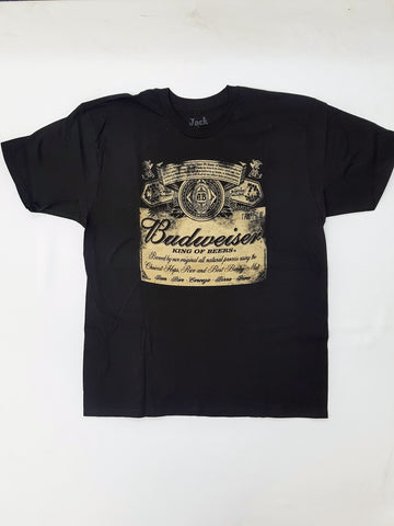 Budweiser - King of Beers Distressed Shirt