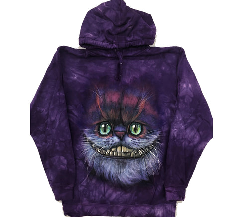 Alice in Wonderland- Cheshire Cat Hoodie