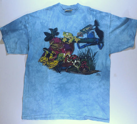 Frogs - Assorted Frogs Mountain Shirt