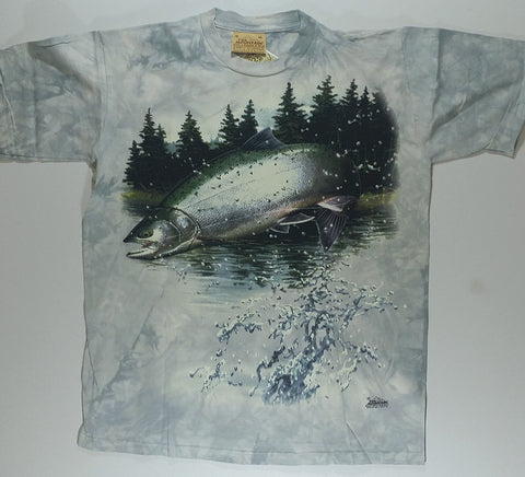 Fish - Fish Jumping Mountain Shirt