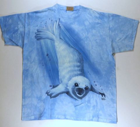 Seals - Furry Baby Seal Mountain Shirt