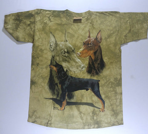 Dogs - Dobermans Mountain Shirt