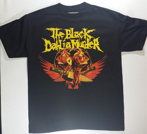 Black Dahlia Murder, The - Mutilated Faces And Knives Shirt